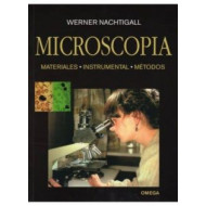 Microscopía. Libro de Werner Nachtigall