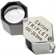 Lupa plegable de inspección 10x
